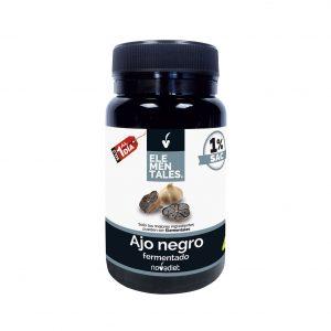 ajo negro fermentado